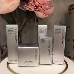 AmorePacific Sample Set - Incredible products!